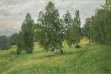 """Картина """"Лето"""" Левитана ушла на аукционе в Лондоне за 909 тысяч фунтов"""