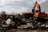 Московская область не сможет принять строительный мусор после сноса пятиэтажек