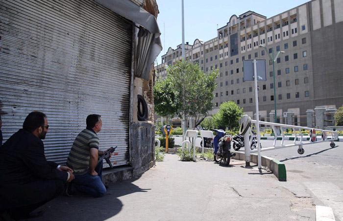 Что произошло в Тегеране: справка