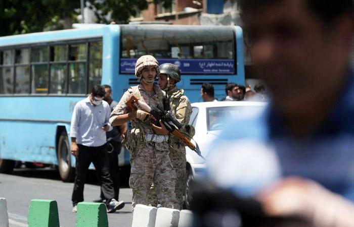 В Иране заявили о причастности Саудовской Аравии к терактам в Тегеране