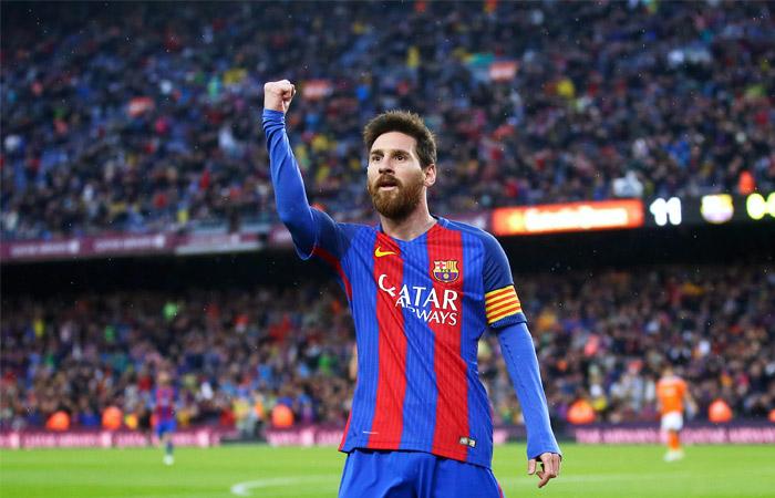 «Барселона» согласилась сМесси опродлении договора