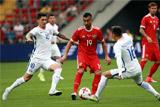 Сборные России и Чили сыграли вничью в товарищеском матче