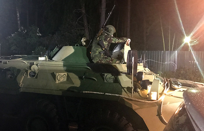 МВД опровергло информацию отом, что кратовский стрелок служил вподмосковной милиции