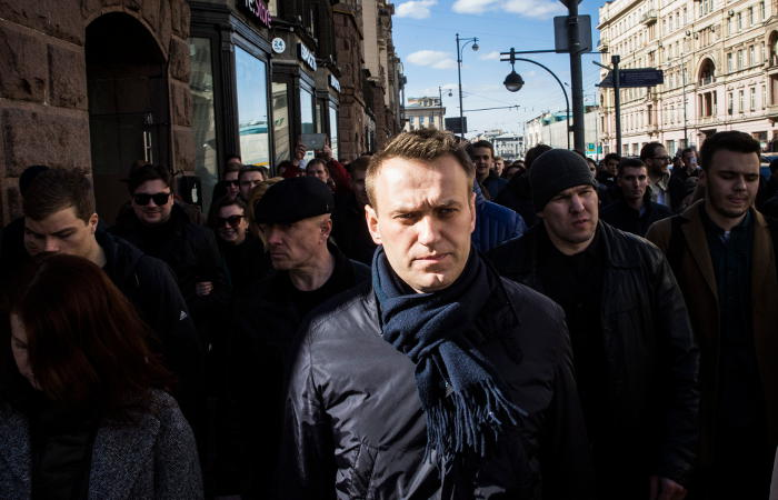 По примеру Белоруссии: в России заставят соратников Навального платить за организацию митингов