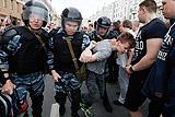 В СПЧ скaзали о провокациях и жестких действиях ОМОНа в ходе акции на Тверской