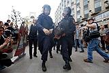 МВД подтвердило задержание более 150 человек в ходе акции в центре Москвы