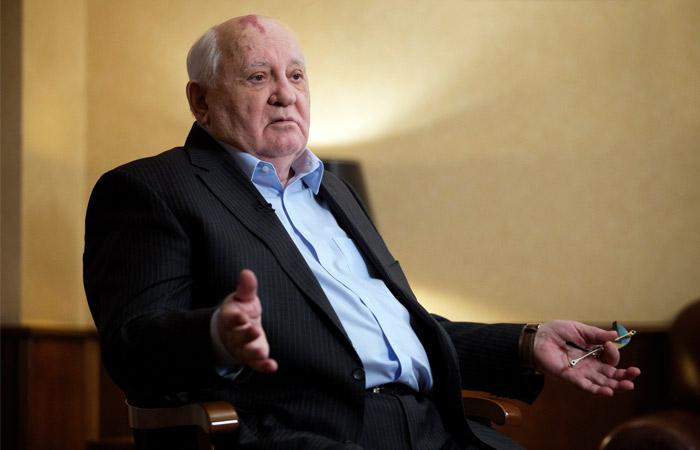 Горбачев отверг критику Путина в свой адрес по поводу договоренностей с НАТО