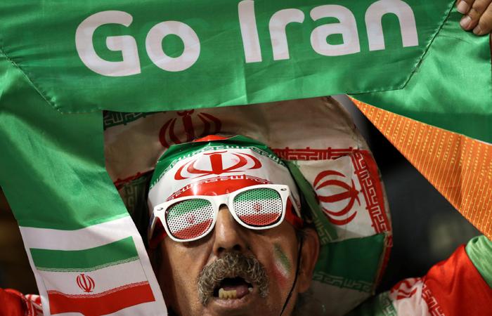 Сборная Ирана квалифицировалась начемпионат мира