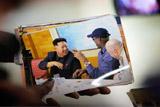 Экс-баскетболист Деннис Родман вновь отправился в КНДР на встречу с Ким Чен Ыном