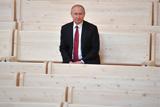 """Путин возложил на США вину за поддержку чеченских боевиков и создание """"Аль-Каиды"""""""