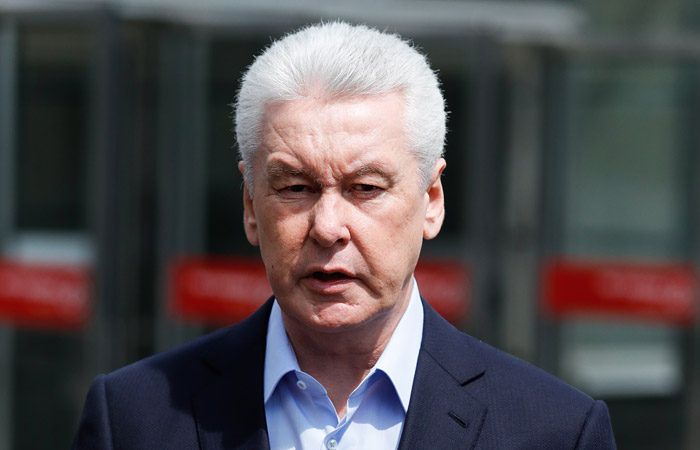 Собянин назвал везением отсутствие крови в ходе несанкционированной акции 12 июня