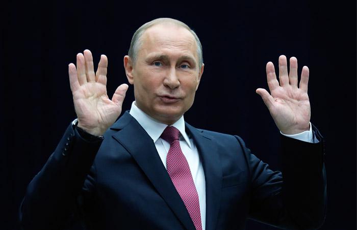 """""""Прямая линия"""" Путина. Основное"""