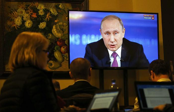 Путин рассказал о рождении второго внука