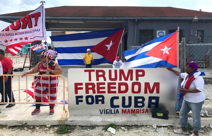 Трамп объявил об отмене достигнутых при Обаме соглашений с Кубой