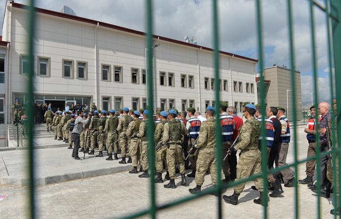 Попытка путча вТурции: 23 военных получили пожизенные сроки,