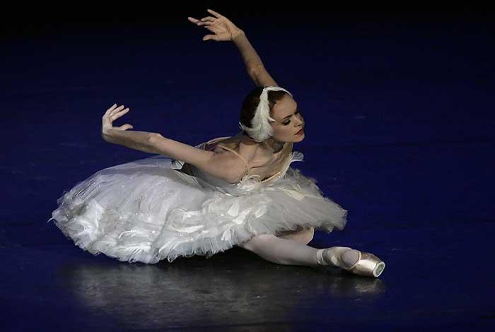 Балерина Ульяна Лопаткина завершила карьеру