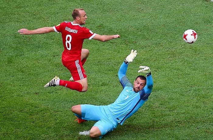 Российская Федерация  проведет Кубок Конфедераций насамом высоком уровне— Путин