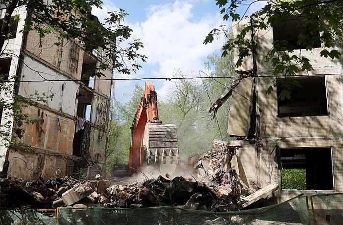 Власти Москвы подвели итоги голосования по проекту реновации