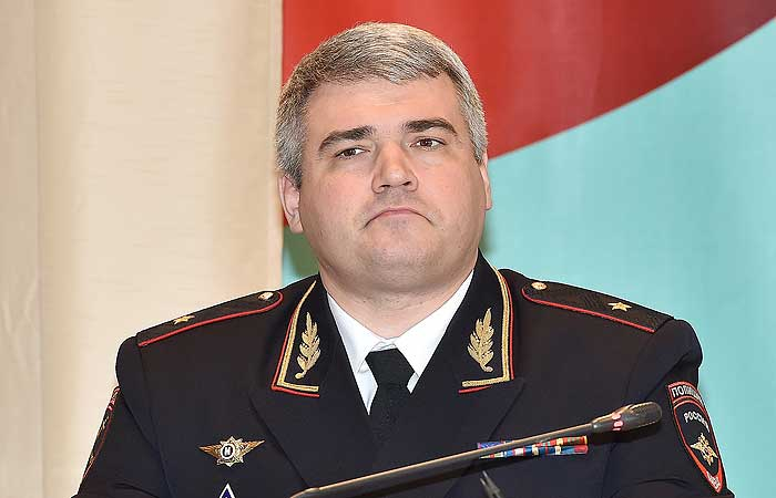 Путин назначил нового начальника ГИБДД