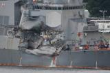 Найдены тела матросов с американского эсминца
