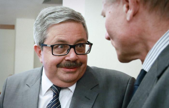 Послом РФ в Турции назначен Алексей Ерхов