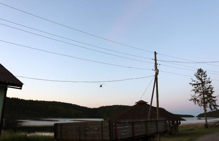 На Ладоге нашли пустую лодку пропавших подростков