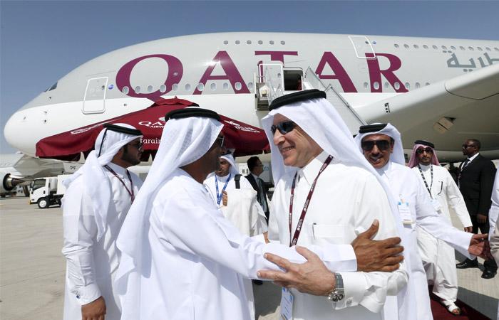 Qatar Airways возглавила мировой рейтинг авиакомпаний Skytrax