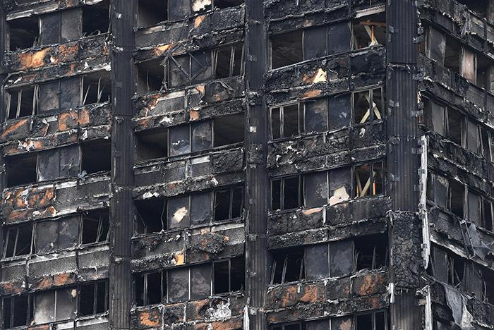 Резонансный пожар встолице Англии: названа особенная причина возгорания