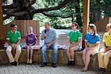 """Путин рассказал детям в """"Артеке"""" о принципах работы журналистов"""