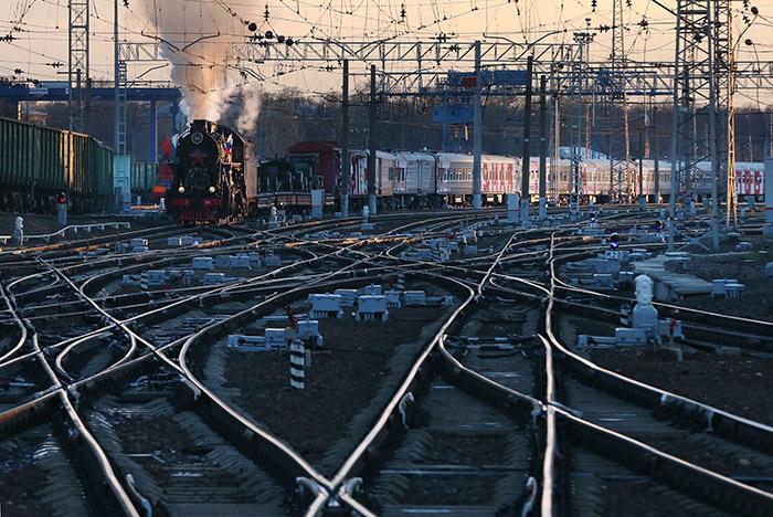 В Москве построят два новых железнодорожных вокзала