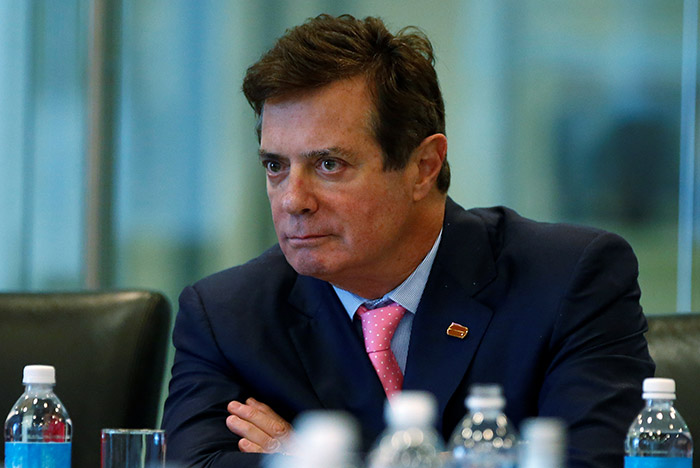 Американский пиарщик Януковича Манафорт признался вполучении отПР $17 млн