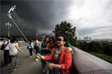 Непогода в Столице глазами очевидцев