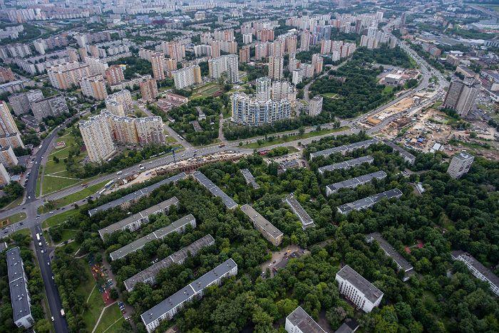 Путин подписал закон о реновации жилья в Москве