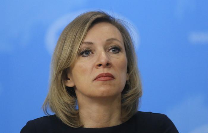 Захарова констатировала начало пропагандистской кампании о химатаках в Сирии
