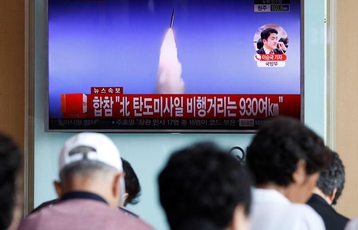 КНДР впервые испытала межконтинентальную баллистическую ракету