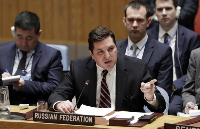 Россия призвала ООН решать корейскую проблему без военных мер