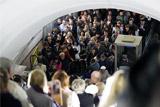 В московском метро задумались о рекомендациях пассажирам избегать часов пик