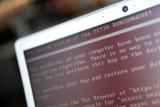 Киберполиция Украины остановила повторную кибератаку вируса Petya