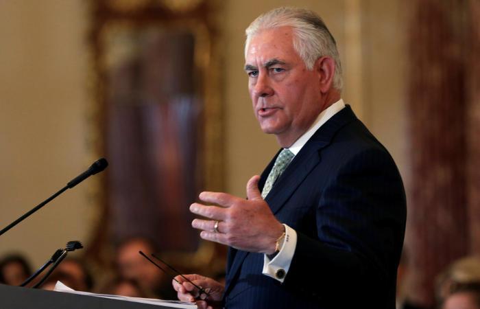 Тиллерсон заявил о российско-американском потенциале для координации усилий в Сирии