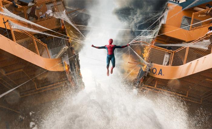 Нового «Человека-паука» вПскове покажут ночью