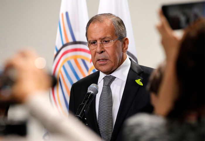 Лавров подтвердил информацию о перемирии на юго-западе Сирии