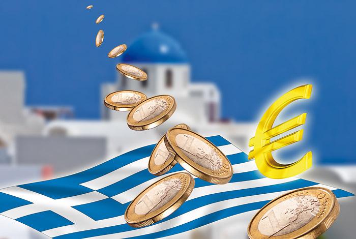Европейский стабилизационный механизм выделил Греции €8,5 млрд финансовой помощи