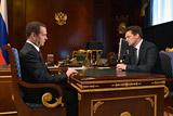 """Медведев рекомендовал Подгузова на должность гендиректора """"Почты России"""""""