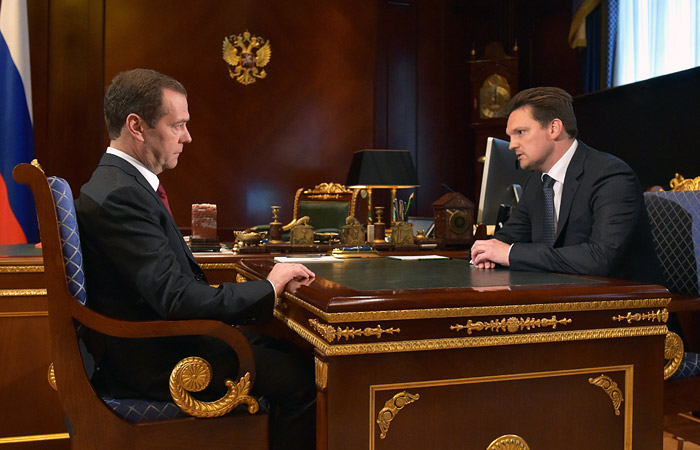 Медведев назначил нового руководителя «Почты России»