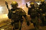Полиция задержала больше ста участников акций протеста в Гамбурге