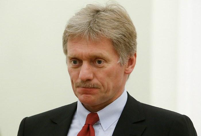 Песков прокомментировал сообщения о маршруте полета самолета Путина в Гамбург