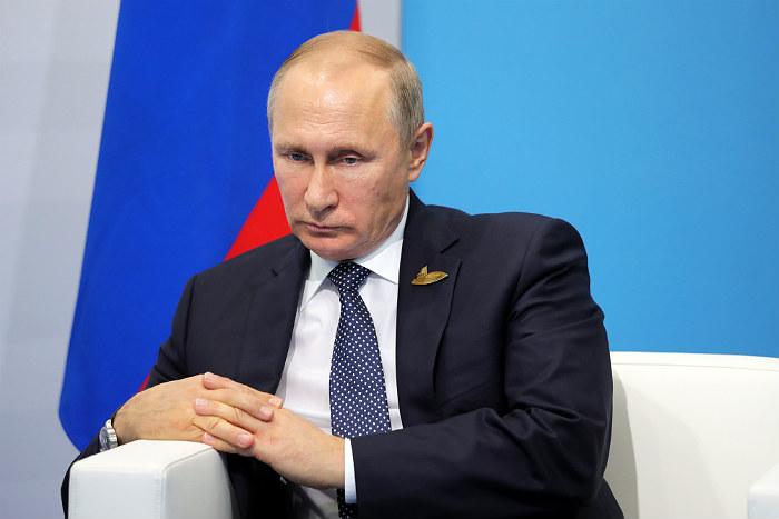Путин отметил улучшение ситуации в Сирии