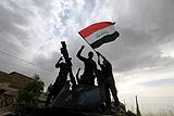 Иракский премьер приехал в Мосул поздравить военных с изгнанием ИГИЛ