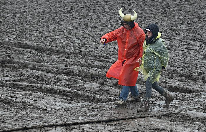 Неменее  3 тыс.  авто  было эвакуировано стерритории «Нашествия»— МЧС