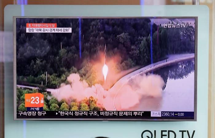 Россия классифицировала запущенную 4 июля северокорейскую ракету